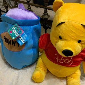 Disney flips Winnie the Pooh turns into honey pot
